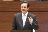 Thủ tướng trả lời chất vấn về bảo vệ chủ quyền biển đảo