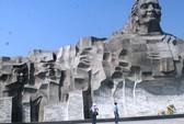 Sửa xong nền gạch tại tượng đài Mẹ Việt Nam Anh hùng