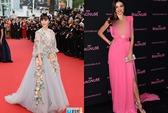 """Phạm Băng Băng hóa """"tiên hoa"""", Miranda Kerr """"hở bạo"""" tại Cannes"""