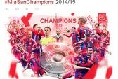 Bayern Munich vô địch Bundesliga sớm, áp sát cú ăn ba lịch sử