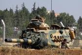 IS bắn rốc-két giết línhThổ Nhĩ Kỳ ở Syria