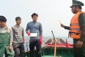 Xử 6 tàu cá Trung Quốc khai thác trái phép trong vùng biển Việt Nam