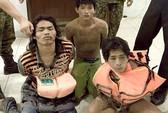 Thái Lan bắt 5 thủy thủ Campuchia