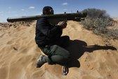 Tên lửa vác vai của chế độ Gaddafi rơi vào tay IS