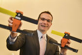 UAV siêu nhỏ và những tham vọng vũ khí