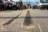 Xe bồn gây tai nạn thảm thương ở đường Mai Chí Thọ