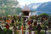 Ngôi nhà xương sọ giữa ngôi làng đẹp nhất nước Áo