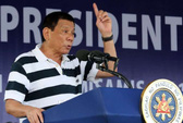 Tổng thống Philippines muốn bắt tay với Nga, Trung Quốc