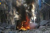 Tròn 1 năm Nga không kích ở Syria,