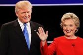 Ông Trump và bà Clinton đấu vòng 2
