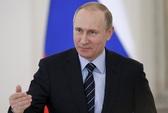 Ông Putin chỉ trích Pháp về nghị quyết Syria
