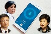 Lộ đoạn ghi âm ngỡ ngàng về tổng thống Hàn Quốc?