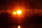 Hai mặt trời xuất hiện cùng lúc tại Nam Mỹ