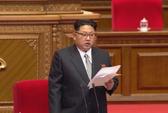 Ông Kim Jong-un gây bất ngờ tại Đại hội Đảng Lao động
