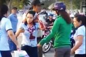 Nữ công nhân bị chém dã man trước cổng công ty
