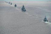 Trung Quốc, Nga xác định thời gian tập trận trên biển Đông