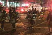 Nổ lớn ở New York, 29 người bị thương