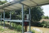 Nông dân xài điện mặt trời