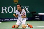Djokovic bị soán ngôi ở Thượng Hải