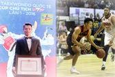Nghiệp bóng rổ của cựu vô địch taekwondo