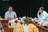 Bí thư Đinh La Thăng: Không thể dân chủ với trộm, cướp