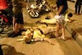 Quái xế đạp ngã xe CSGT gây xôn xao Sài Gòn