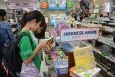 FAHASA khai trương gian hàng sách tiếng Nhật