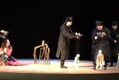 NSND Lê Khanh mang rối cổ Nhật Bản về sân khấu Việt Nam