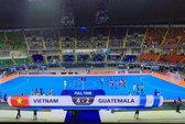 Thắng tưng bừng ở World Cup, tuyển futsal Việt Nam lập kỳ tích
