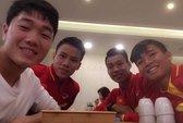 Xuân Trường tiễn tuyển Việt Nam rời Hàn Quốc
