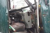 Đồng Nai: 5 xe tải tông nhau dính chùm trên quốc lộ