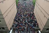 Hơn 2.300 người cùng nộp đơn