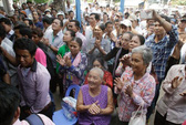 Thủ tướng Campuchia dọa dùng vũ lực dẹp biểu tình phe đối lập