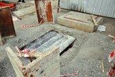Một người tử vong do lọt hố ga trên đường Kinh Dương Vương