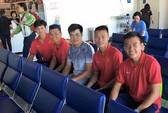 Hoàng Nam, Hoàng Thiên dự Davis Cup