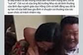 Xin giáo viên Hồng Lĩnh tha thứ vụ bịa đặt trên facebook