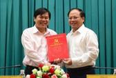 Ông Tăng Hữu Phong giữ chức Phó Bí thư Quận ủy quận Tân Phú