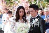 Lâm Tâm Như rơi lệ tại lễ cưới với Hoắc Kiến Hoa