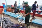 Tàu Trung Quốc là thủ phạm đâm chìm tàu cá Quảng Ngãi ở Hoàng Sa