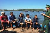 5 ngư dân bị tàu Trung Quốc tông chìm về đến đất liền