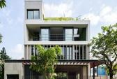 Ngôi nhà phủ đầy cây xanh giữa lòng Sài Gòn