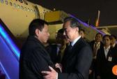 Vừa đến Bắc Kinh, tổng thống Philippines đã nói lại