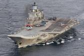 Đội tàu sân bay Nga định