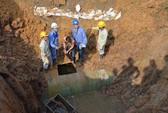 Đường ống sông Đà bị sự cố lần thứ 17