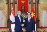 Việt Nam - Singapore tăng cường hợp tác quốc phòng