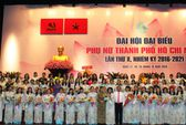 Bà Tô Thị Bích Châu tái đắc cử Chủ tịch Hội LHPN TP HCM