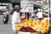 11.000 tấn dưa lưới Trung Quốc gắn mác hàng Việt