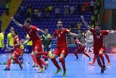 Loại Brazil, Iran lập kỳ tích ở World Cup futsal!