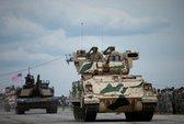 Georgia tập trận với Mỹ, chọc giận Nga