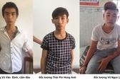 Bắt nhóm cướp của hành khách đi taxi ra sân bay Cam Ranh